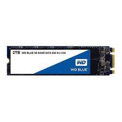 WESTERN DIGITAL - WD 2TB Blue 560/530MB M.2 Sata WDS200T2B0B