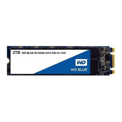 WD 2TB Blue 560/530MB M.2 Sata WDS200T2B0B