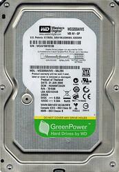 WESTERN DIGITAL - WD. 3.5 AV 320GB 8MB SATA2 PC HDD WD3200AVVS
