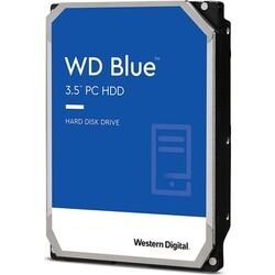 WD - WD 3.5 Blue 4TB 5400 RPM 256MB SATA3 PC HDD WD40EZAZ