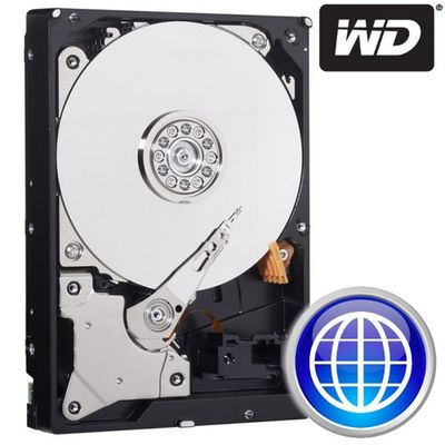 WD 4 TB I.POWER 64MB SATA3 BLUE DESKTOP (WD40EZRZ)