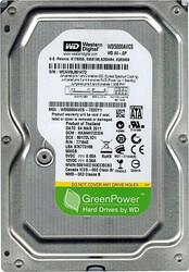 WESTERN DIGITAL - Wd 500 Gb Sata-2 7200Rpm 16Mb Wd5000Avcs Harddisk
