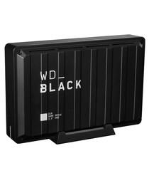 WESTERN DIGITAL - WD Black 8TB D10 Game Drive ( WDBA3P0080HBK-EESN )