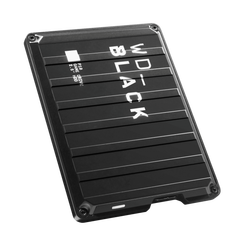 WD BLACK P10 GAME DRIVE 4TB BLACK WDBA3A0040BBK-WESN - Thumbnail