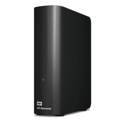 WESTERN DIGITAL - WD ELEMENTS 10TB 3.5 USB 3.0 BLACK WDBWLG0100HBK-EESN