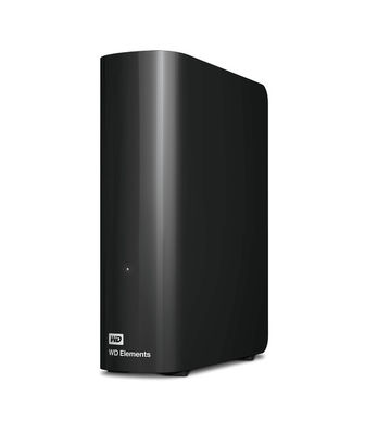 WD Elements 14 TB Black Desktop ( WDBWLG0140HBK-EESN )