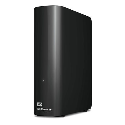 WD ELEMENTS DESKTOP 8TB 3.5 USB 3.0 WDBWLG0080HBK-EESN