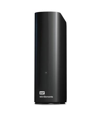WD ELEMENTS DESKTOP 8TB ( WDBWLG0080HBK-EESN )