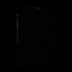WESTERN DIGITAL - WD MY PASSPORT 1TB BLACK WORLWIDE WDBYVG0010BBK-WESN