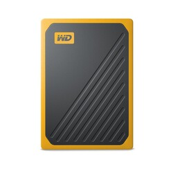 Western Digital - WD MY PASSPORT ULTRA 2 TB GOLD WORLDWIDE WDBMCG0020BYT-WESN