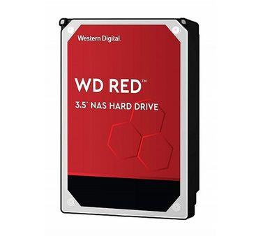 WD RED 3.5 SATA III 6Gbs 4TB 64MB NAS WD40EFAX