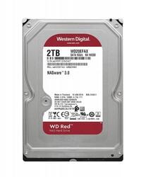 Seçiniz - WD RED WD20EFAX 2TB 3.5