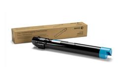 XEROX - Xerox 106R01440 Phaser 7500 Std.Kapasite Cyan mavi Toner 9.600 Sayfa