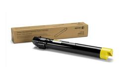 XEROX - Xerox 106R01442 Phaser 7500 Std.Kapasite Yellow Sarı Toner 9.600 Sayfa