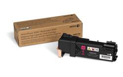 XEROX - Xerox 106R01602 WorkCentre 6500-6505 Yüksek Kapasite Magenta Kırmızı Toner 2.500 Sayfa