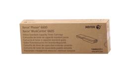 XEROX - Xerox 106R02251 Phaser 6600-6605 Standart Kapasite Yellow Sarı Toner