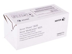 XEROX - Xerox 106R02774 Phaser 3020-3025 Tnr Refill Kit 1500syf Toner TozuXerox Phaser