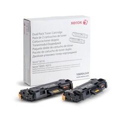 XEROX - XEROX 106R04349 B210 B205 B215 Dual Pack Toner 6000 Sayfa