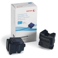 XEROX - Xerox 108R00936 Phaser 8570-8580 Solid Ink Cyan Mavi 2 Stick