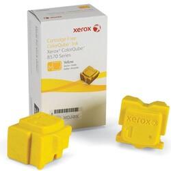 XEROX - Xerox 108R00938 Phaser 8570-8580 Solid Ink Yellow Sarı 2 Stick