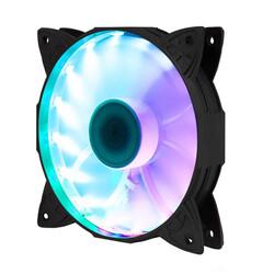 XİGMATEK - XİGMATEK CH120 EN40179 120*120*25mm Gökkuşağı RGB 1200rpm Kasa Fanı