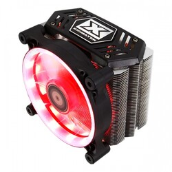 XIGMATEK - XIGMATEK Whiz EN9375 INTEL - AMD 120mm Kırmızı Led CPU Fan