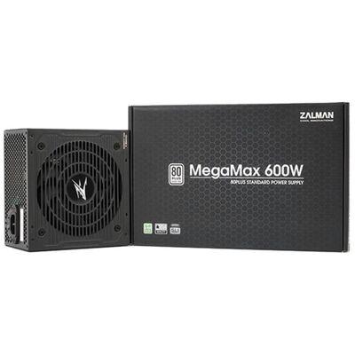Zalman ZM600-TXII 600W 80+ Güç Kaynağı120mm Fan