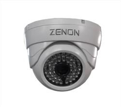 ZENON - ZENON B7075-A20-F48B36 1/3 CMOS 2 MP (1080P) 3.6mm 48 Led Dome AHD Güvenlik Kamerası