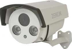ZENON - ZENON BHK2-A20-PL2B36 1/3 CMOS 2 MP (1080P) 3.6mm 2 Power Led Bullet AHD Güvenlik Kamerası