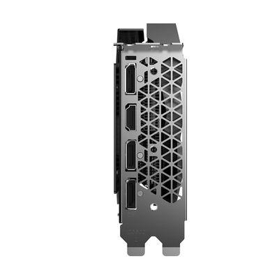 ZOTAC 6GB RTX2060 Gaming ZT-T20600H-10M GDDR6 256bit HDMI 3x DisplayPort 16X (PCIe 3.0) 160w 550w 14.0ghz