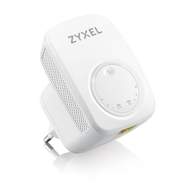 ZyXEL 433mhz WRE6505 v2 2.4ghz/5ghz 1port Repeater Range Extender Access Point dahili anten Priz Tip