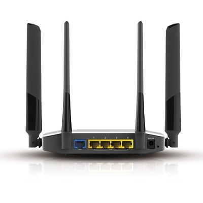 ZyXEL 867mbps NBG6604 2.4ghz/5ghz 4port Access Point Router 4x harici anten