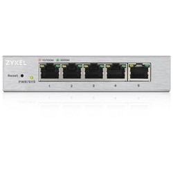 ZYXEL - ZYXEL GS1200-5 5 PORT 5x10/100/1000 WEB YONETİLEBILIR