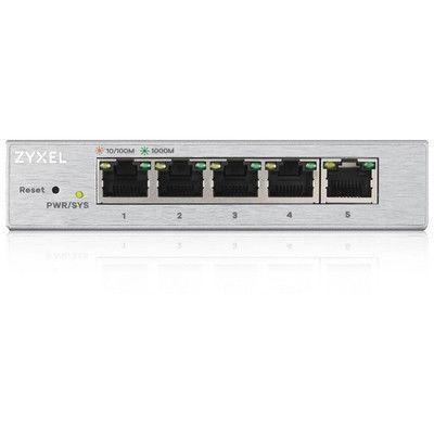 ZYXEL GS1200-5 5 PORT 5x10/100/1000 WEB YONETİLEBILIR