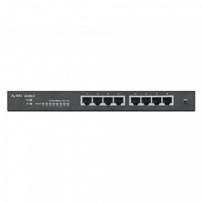 Zyxel GS1900-8 8 Port Gigabit Web Yönetileb Switch